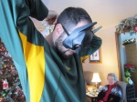 Nate Batman Mask