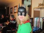 Jill Batman Mask