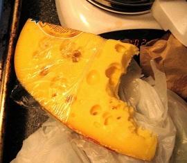 New Year's Cheese