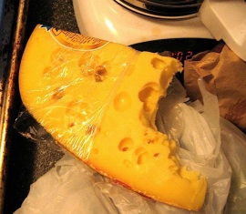 New Year's Cheese