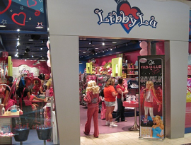 Libby Lu Storefront