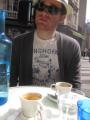 Stephen at Le Marais